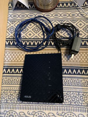 ASUS RT-N56U Dual Band Router for Sale in Tampa, FL