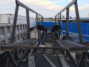 Car hauler trailer cottrell for Sale in North Miami, FL