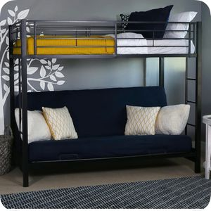 Bunk bed futon for Sale in Tampa, FL