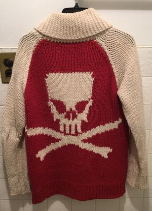 Polo Red Skull cardigan, medium for Sale in Brooklyn, NY