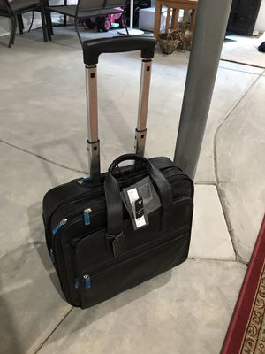 Laptop bag with wheels for Sale in Arvada, CO