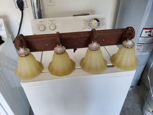 Bathroom lamp for Sale in Cape Coral, FL