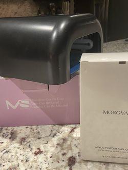 Set Acylic And liquid MORIVAN & Melodysusic Machine for Sale in Miami,  FL