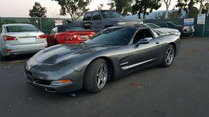 2000 Chevy Corvette for Sale in San Jose, CA