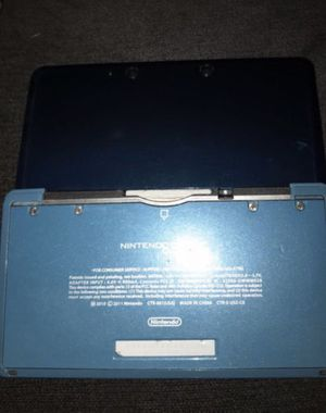 Nintendo 3DS. BLUE for Sale in Norco, CA