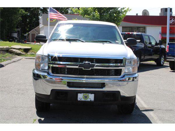 2011 Chevrolet Silverado 2500HD DURAMAX DIESEL ALLISON TRANSMISSION CLEAN TRUCK