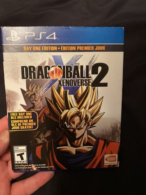 Dragonball Xenoverse 2 PS4 for Sale in Anaheim, CA