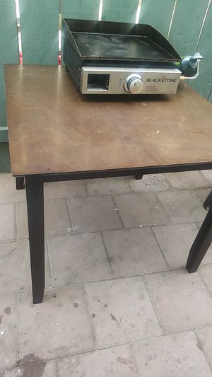 Square kitchen table for Sale in Bakersfield, CA