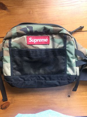 Supreme Fanny Pack (large size) for Sale in Tampa, FL
