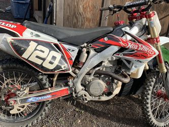 05 Honda CRF 450 R for Sale in Livermore,  CA
