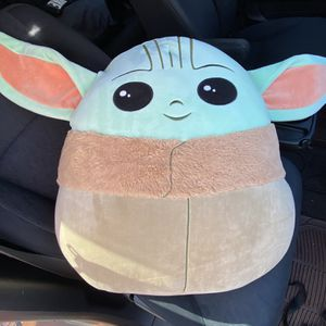 Baby Yoda Squishmallows for Sale in Silver Spring, MD
