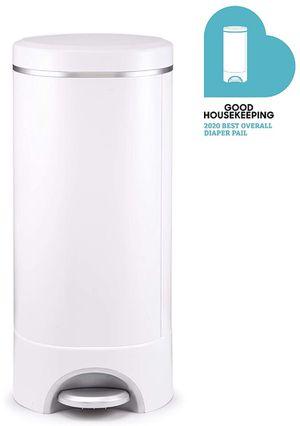 Munchkin Step Diaper Pail Powered by Arm & Hammer for Sale in Lake Forest, CA