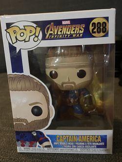 Captain America Funko Pop - Infinity War for Sale in Orlando,  FL