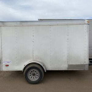 Utility Enclosed Trailer for Sale in Gilbert, AZ