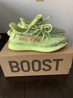 12b93d91924be Adidas yeezy boost 350 v2 semi frozen yellow for Sale in Las Vegas ...