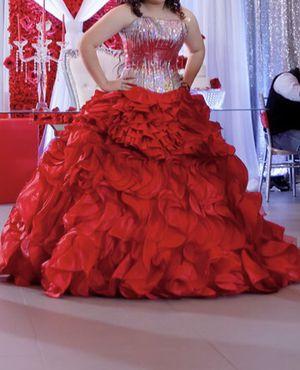 3 piece quinceñera dress for Sale in League City, TX
