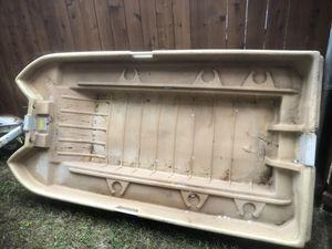 Plastic Pontoon Boat for Sale in Keller, TX