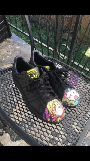 RARE Pharrell Williams Adidas - Size 9.5 for Sale in Rockville, MD