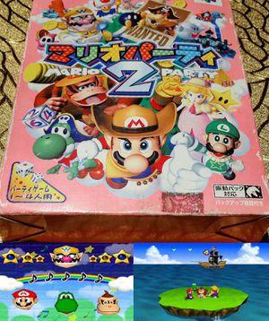 Nintendo 64 Mario Party for Sale in Brooklyn, NY