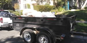 Clean title dump trailer for Sale in Palmdale, CA
