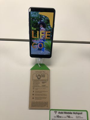 Come by to cricket at 4725B Hwy 55 and switch to cricket to get the LG Escape Plus for Free!!!! for Sale in Durham, NC
