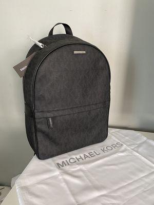 Michael Kors men's large backpack for Sale in Garden Grove, CA