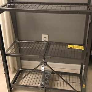 20 Second Storage Rack/Shelf for Sale in Hilliard, OH