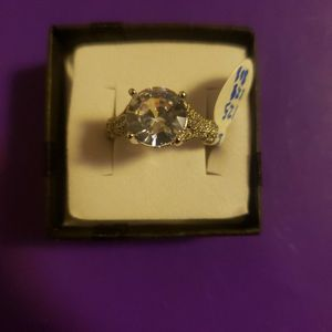 125129808 925 Sterling Silver Genuine Clear Crystal for Sale in Haines City, FL
