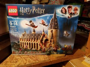 LEGO Harry Potter Hogwarts Great Hall for Sale in Nicholasville, KY