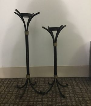 Decorative Candle holders for Sale in Chicago, IL
