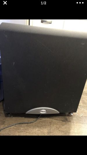 Klipsch Subwoofer for Sale in Chicago, IL