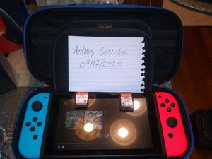 Nintendo switch bundle version 2.0......sell apart as well for Sale in Miami, FL