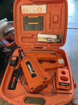 Paslode framing nail gun for Sale in Murrieta, CA