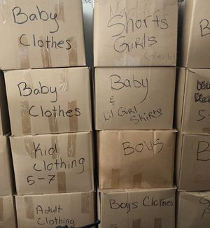 Kids Clothes - Gently Used for Sale in Industry, CA