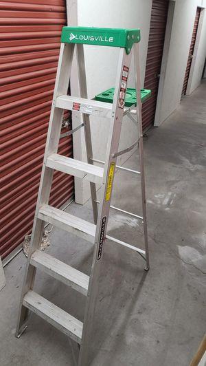 """Louisville 6"""" Ladder for Sale in Las Vegas, NV"""