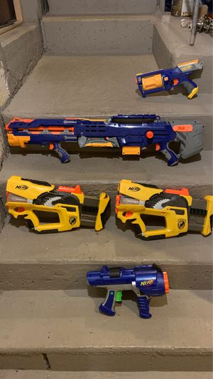 Nerf guns for Sale in Tacoma, WA