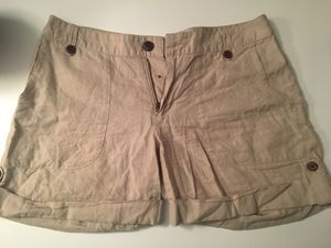 Patagonia Hemp/ Organic Cotton Shorts Women's 4 for Sale in Tamarac, FL