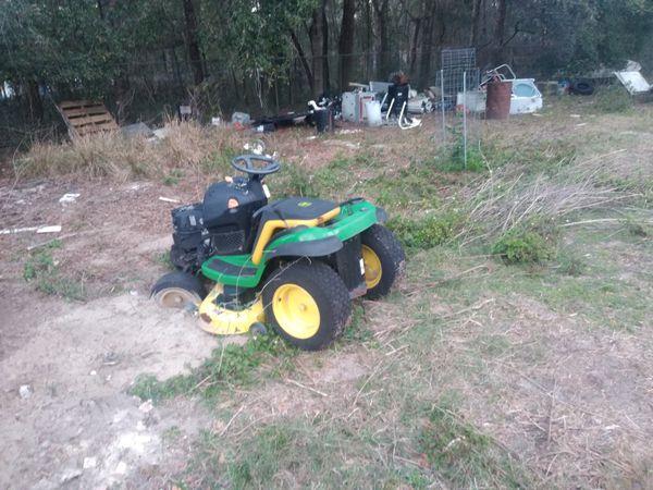 I have to John Deere tractors