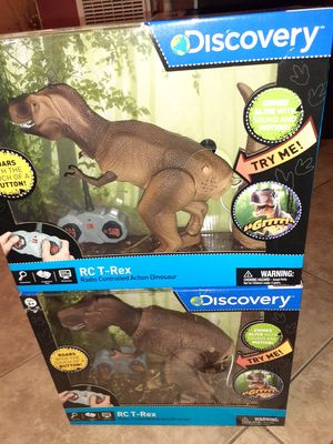 Dinosaurs remote 22 each for Sale in Bloomington, CA