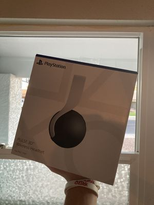 """PS5 """"PULSE 3D"""" WIRELESS HEADSET *NEW* for Sale in Mesa, AZ"""
