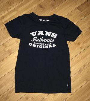 Vans t-shirt sz medium in women for Sale in San Jose, CA