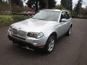 2007 BMW X3 for Sale in Shoreline, WA