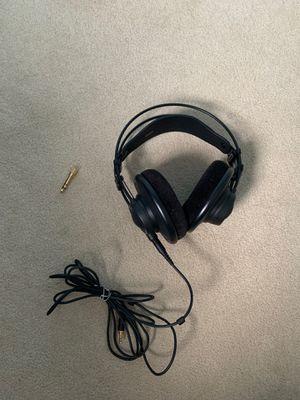 Massdrop x Akg k7xx reference open back headphones for Sale in San Diego, CA
