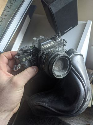 Vintage film camera for Sale in Boston, MA
