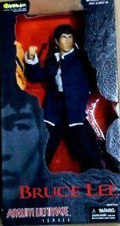 Art Asylum Bruce Lee Action Figure (Hard to find) for Sale in Surprise, AZ