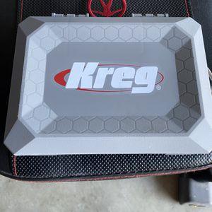 Kreg Pocket Hole Jig 320 for Sale in Fresno, CA