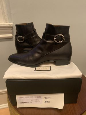 """Gucci men's """"Dionysus"""" boots for Sale in Philadelphia, PA"""