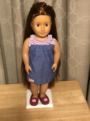 Our Generation doll for Sale in Norridge, IL