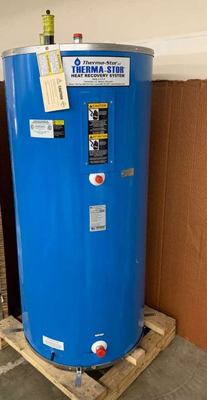 114 gallon THERMA-STOR WATER HEATER WITH WARRANTY RK for Sale in El Paso, TX