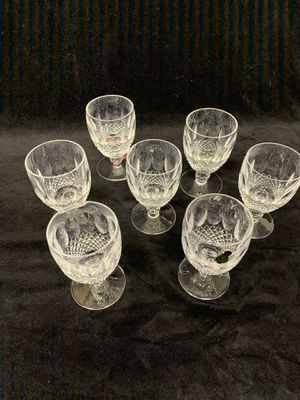 Waterford Crystal Colleen Water Goblets for Sale in San Clemente, CA